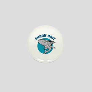 Shark bait Mini Button