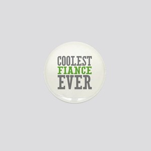 Coolest Fiance Mini Button