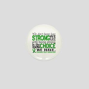 Cerebral Palsy Green Ribbon Buttons - CafePress