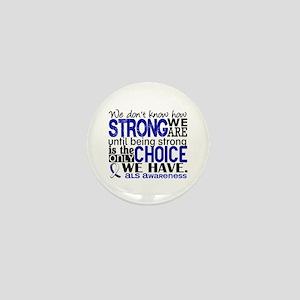Als Disease Awareness Ribbon Buttons - CafePress