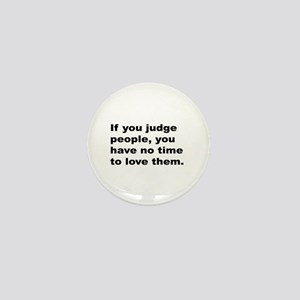 Judgemental People Buttons - CafePress