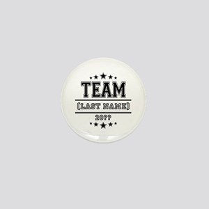 Team Family Mini Button