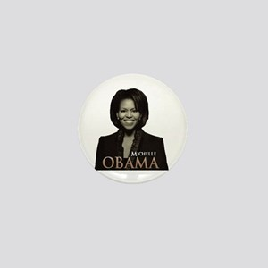 Michelle Obama Mini Button