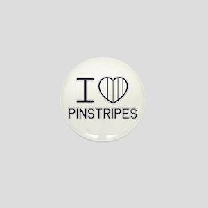 54f64c8e1 I Love Pinstripes Mini Button