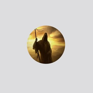 Evil Grim Reaper Buttons - CafePress
