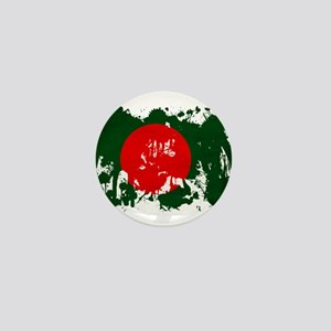 Bangladesh Flag Mini Button