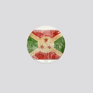 Burundi Flag Mini Button