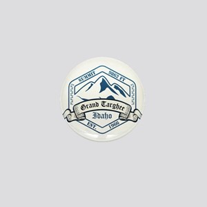 Grand Targhee Ski Resort Idaho Mini Button
