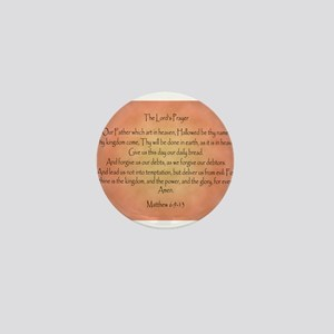 Prayer Buttons - CafePress