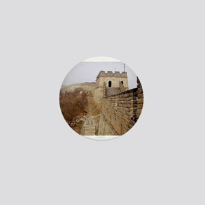 Great Wall Panorama Mini Button