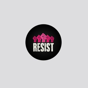 RESIST Mini Button