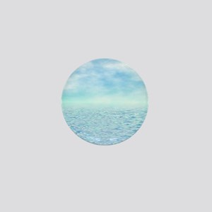 Sea of Serenity Mini Button