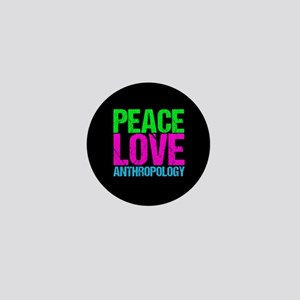 Cute Anthropology Mini Button