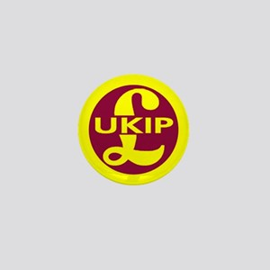 UKIP Mini Badge