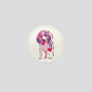 Only Puppies Should Fear Poun Mini Button