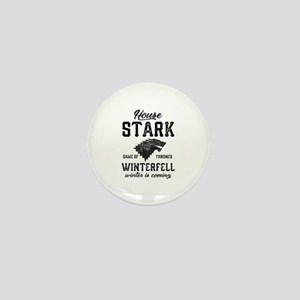House Stark Mini Button