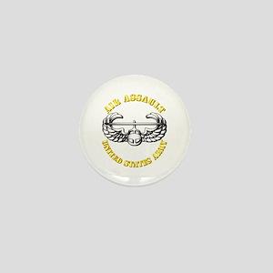 Emblem - Air Assault Mini Button