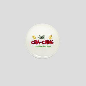 Cha-Ching Mini Button