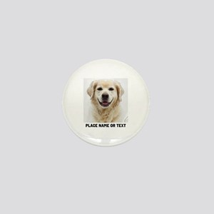 Dog Photo Customized Mini Button