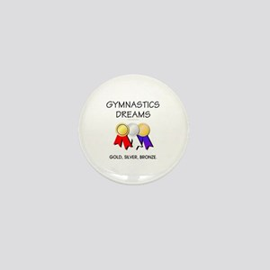 TOP Gymnastics Dreams Mini Button