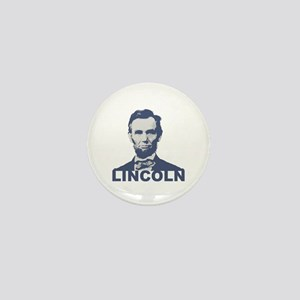 Abraham Lincoln Mini Button