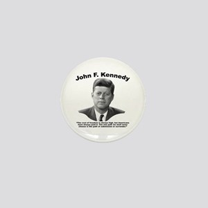JFK Freedom Mini Button