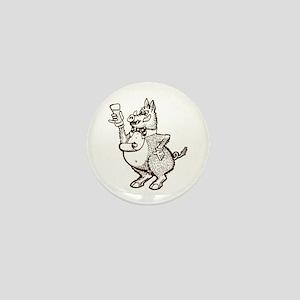 """WortHogs 1"""" Mini Button"""