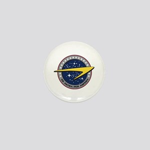 ENTERPRISE Starfleet Mini Button