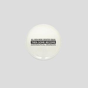 Aeronautical Engineer Designs Mini Button