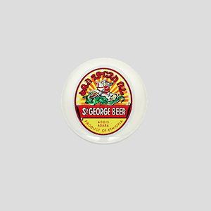 Ethiopia Beer Label 4 Mini Button