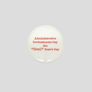 Admin. Professionals Day Mini Button