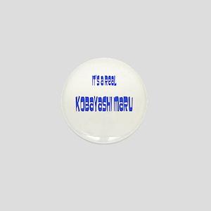 kobayashi maru Mini Button