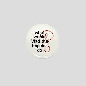 Vlad the Impaler Mini Button