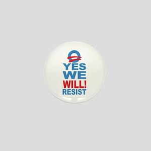 Anti Obama Mini Button