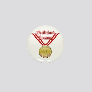 Canadian Hockey 2 Mini Button