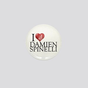I Heart Damien Spinelli Mini Button