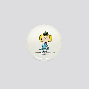 Sally Brown Mini Button