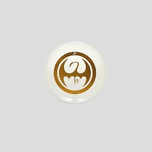 Marvel Ironfist Logo Mini Button