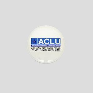 ACLU Mini Button