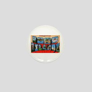 1000 Islands New York Mini Button