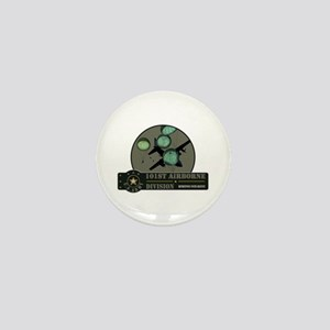 101st Airborne Mini Button