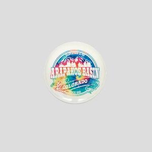 Arapahoe Basin Old Circle Mini Button