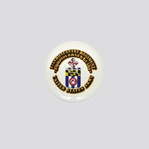 COA - 175th Infantry Regiment Mini Button