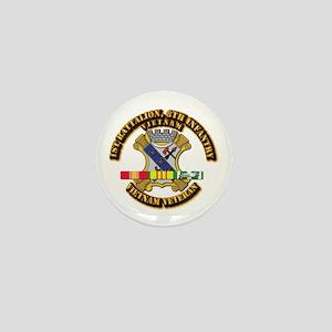 1st Battalion, 6th Infantry Mini Button