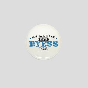 Dyess Air Force Base Mini Button