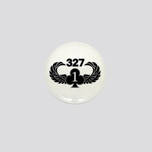 1-327 1-of-Clubs Mini Button