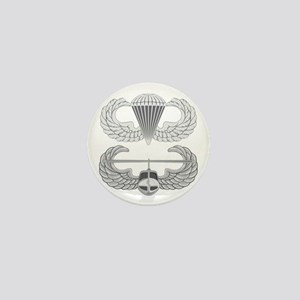 Airborne and Air Assault Mini Button