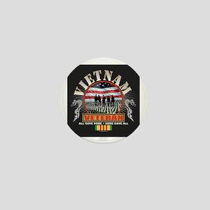 Vietnam Veterans Mini Button