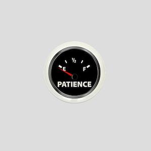 Out of Patience Fuel Gauge Mini Button