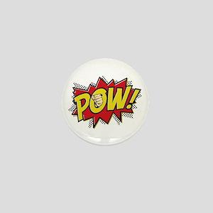 Pow! 2 Mini Button